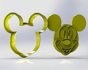 Cortador Mickey