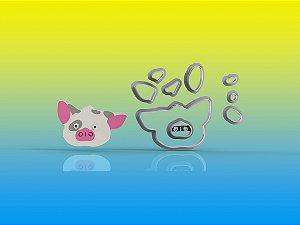 Cortador Moana - Porco Modular