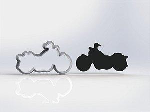 Cortador Moto Harley Daividson