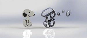 Cortador Snoopy Modular