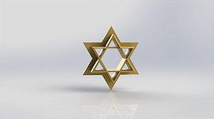 Cortador Estrela de Davi