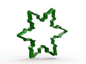 Cortador Estrela Mod 11 ( Floco de Natal)