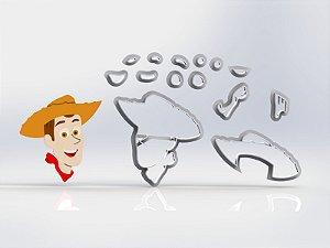 Cortador Toy Story - Wood Modular