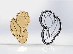 Cortador Flor Tulipa Mod 2