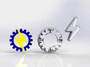 Cortador Símbolo Engenharia Elétrica Modular