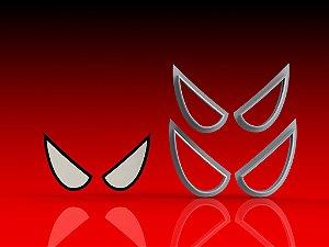 Cortador Heróis - Homem Aranha - Olhos