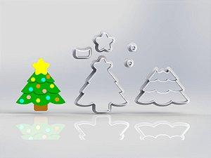 Cortador Natal Árvore de Natal Modular