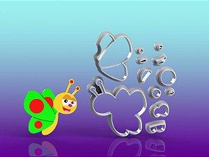 Cortador Baby TV - Borboleta Modular