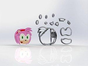Cortador Sonic - Amy modular