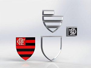 Cortador Escudo do Flamengo