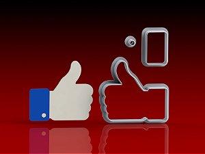 Cortador Redes sociais - Facebook Like