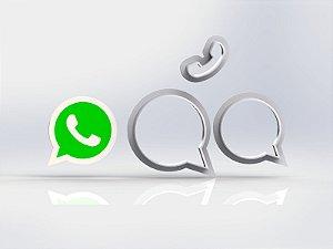 Cortador Redes sociais - Whatsapp