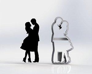 Cortador Casal Namorados Casamento Noivos Amor