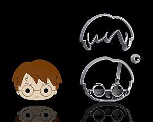 Cortador Harry Potter Cute Modular