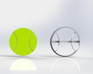 Cortador Bola de Tênis