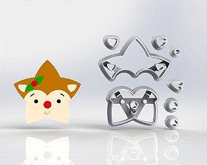 Cortador Natal - Estrela Cervo Modular