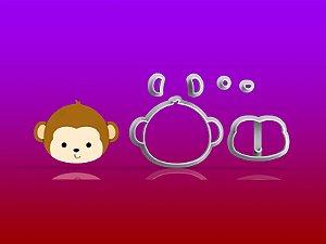 Cortador Safari - Macaco Modular