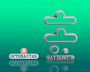 Cortador Octonautas - Logo Modular