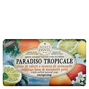 Sabonete Nesti Dante Paradiso Tropicale Lima di Thaiti e Scorza di Mosambi 250g