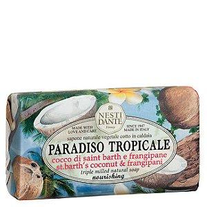 Sabonete Nesti Dante Coco di Saint Barth e Frangipani 250g