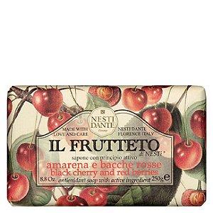 Sabonete Nesti Dante Il Frutteto Amarena e Frutas Vermelhas 250gr
