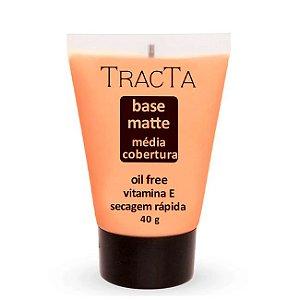 Base Matte Tracta Média Cobertura 03C