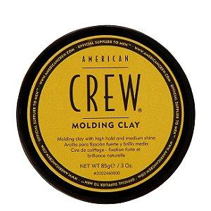 Pomada para Cabelo American Crew Molding Clay 85g