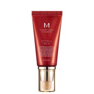 Base Facial Missha M Perfect Cover BB Cream 21  50ml
