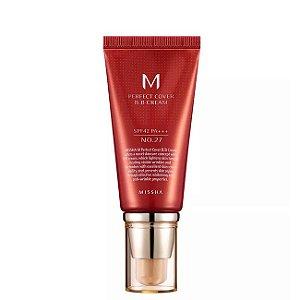 Base Facial Missha M Perfect Cover BB Cream 27  50ml