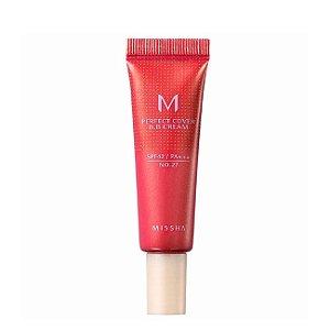 Base Facial Missha M Perfect Cover BB Cream 27  10ml