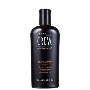 Shampoo para Cabelos Grisalhos American Crew