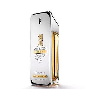 Perfume Paco Rabanne 1 Million Lucky Eau de Toilette Masculino