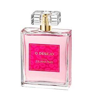 Perfume Juliana Paes O Desejo Deo Colônia Feminino