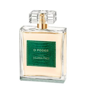Perfume Juliana Paes O Poder Deo Colônia Feminino