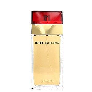 Perfume Dolce Gabbana Eau de Toilette Feminino