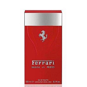 Perfume Ferrari Man In Red Eau de Toilette Masculino