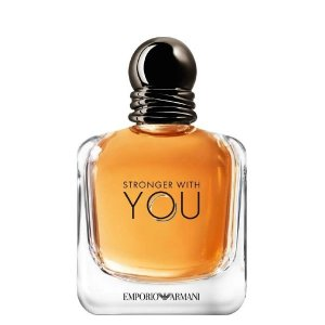 Perfume Giorgio Armani Stronger with You Eau de Toilette Masculino