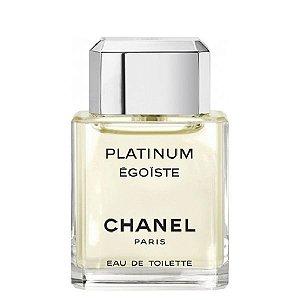 Perfume Chanel Platinum Égoiste Pour Homme Eau de Toilette Masculino