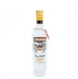 Vodka Stumbras Lithuanian Zalgiris 700ml