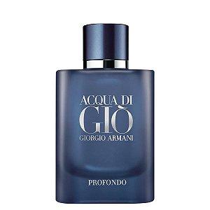 Perfume Giorgio Armani Acqua Di Giò Pour Homme Profondo Eau de Parfum Masculino