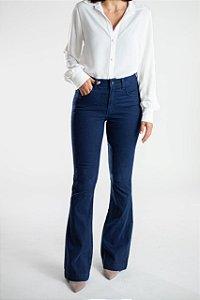 Calça Jeans Microflare - Valparaíso