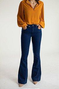 Calça Jeans Flare - La Paz