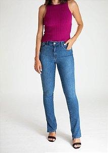 Calça Jeans Reta - Lisboa