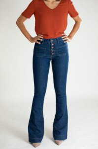 Calça Jeans Flare - Córdoba