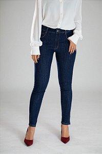 Calça Jeans Skinny Zíper na Barra - Chicago