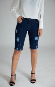 Bermuda Jeans Ciclista - Sintra