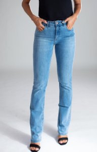 Calça Jeans Boot Cut - Trípoli