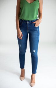 Calça Jeans Skinny - Tóquio