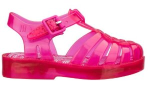 Mini Melissa Possession Print Rosa Barbie