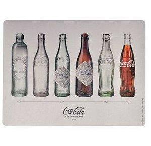 Jogo Americano Coca-Cola In the Distinctive Bottle - 4 peças